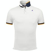 K-Way Vincent Contrast Polo Shirt