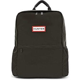 Hunter Original Nylon Ladies Backpack - Dark Olive