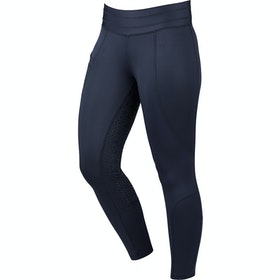 Dublin Ladies Performance Compression Ladies Riding Tights - Navy