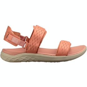 Teva Terra Float 2 Lux Nova Ladies Sandals - Coral Sand