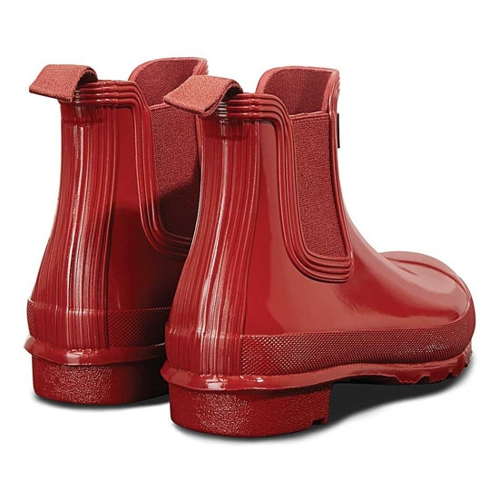 Hunter Original Chelsea Gloss Ladies Wellingtons