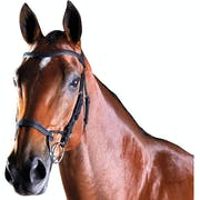Collegiate ComFiTec Training Snaffle Bridle