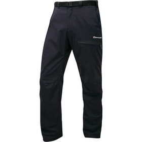 Montane Terra Pack Reg Leg Pants - Black