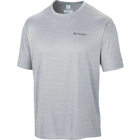 Columbia Zero Rules T Shirt - Columbia Grey Heather