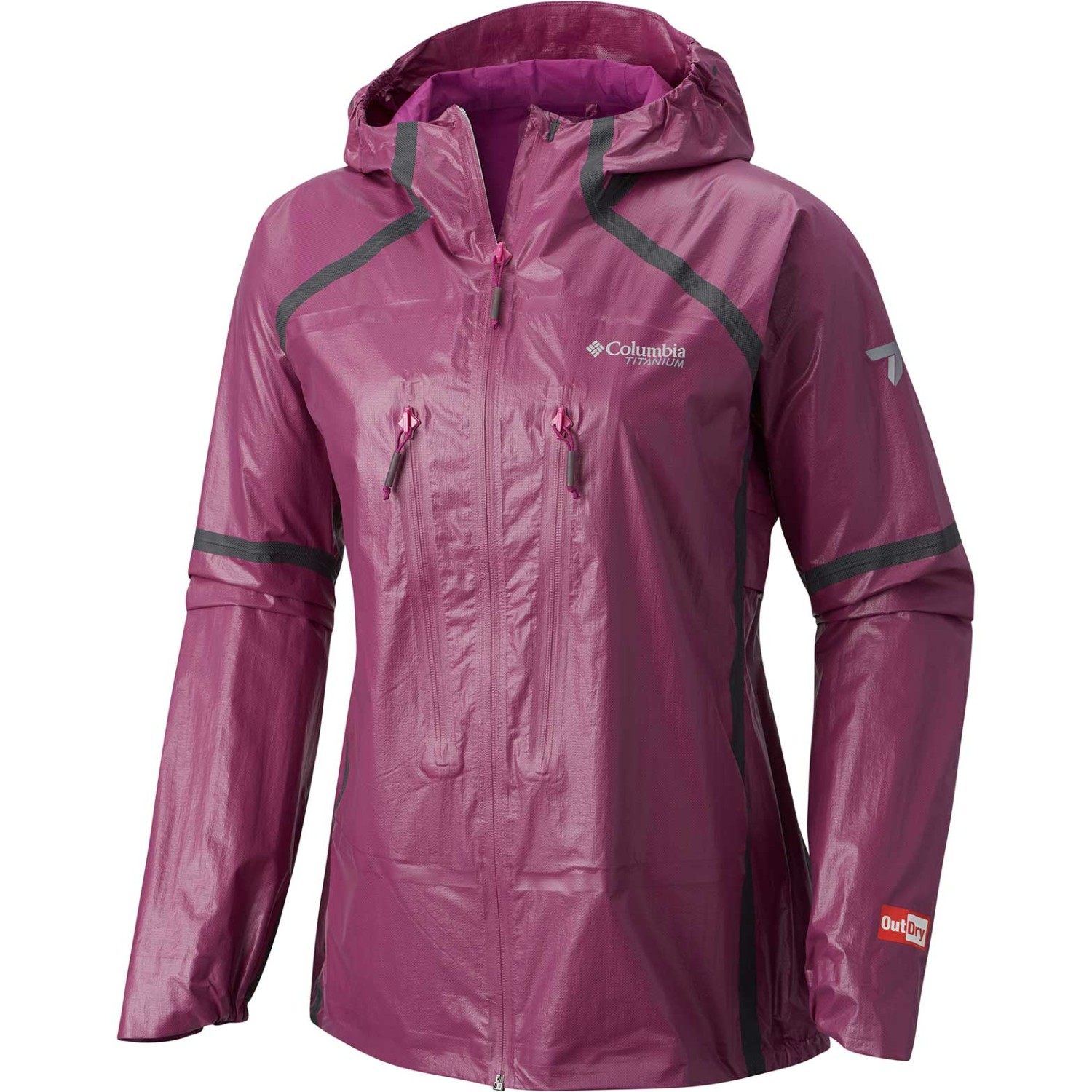 Columbia Outdry Ex Featherweight Shell Jacke available at Webtogs