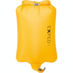 Exped Schnozzel Pumpbag UL Camping Accessory - Corn Yellow