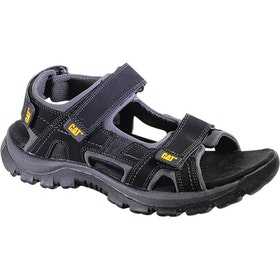Caterpillar Giles Sandals - Black