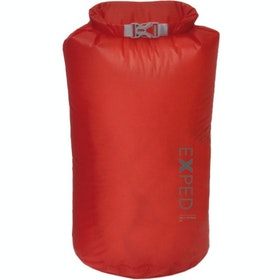 Exped Fold Ultralite Medium Drybag - Red