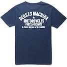 Camiseta de manga corta Deus Ex Machina Canggu Address