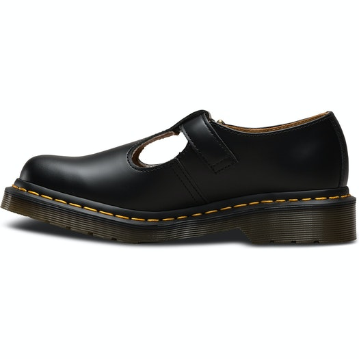 Dr Martens Polley Smooth Ladies Dress Shoes