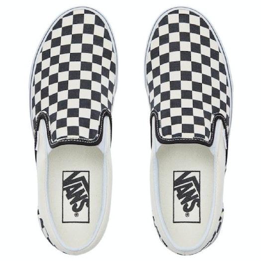 Vans Classic Platform Ladies Slip On Trainers