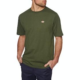 Dickies Stockdale T Shirt - Dark Olive