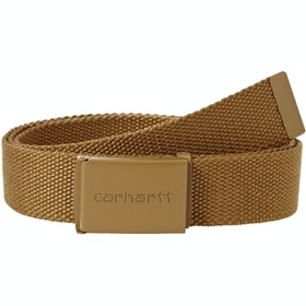 Carhartt Clip Tonal Web Belt - Hamilton Brown