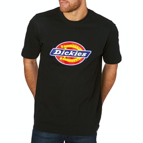 Dickies Horseshoe T-Shirt Korte Mouwen - Black