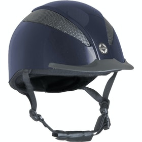 Champion Air Tech Classic Riding Hat - Navy Metallic