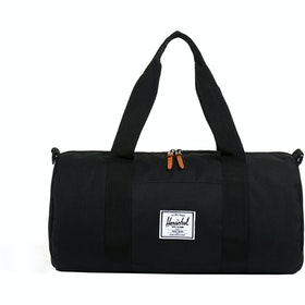 Herschel Sutton Midvolume Duffle Bag - Black