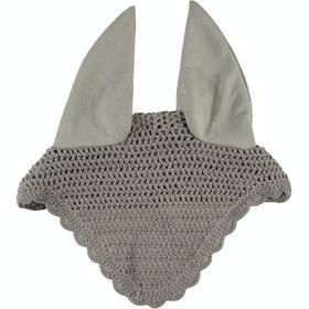 Bonnet anti-mouches Horze Quintus - Lunar Grey
