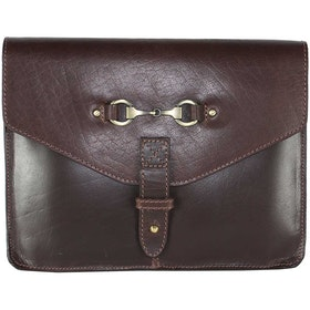 Grays Buffalo Laptop Case - Brown