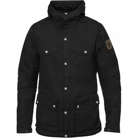 Coupe-vent Fjallraven Greenland - Black
