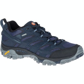Merrell Moab 2 GTX Walking Shoes - Navy