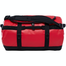 North Face Base Camp Small Duffle Bag - TNF Red TNF Black