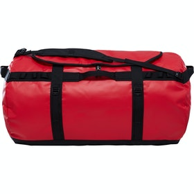North Face Base Camp X Large Duffle Bag - TNF Red TNF Black