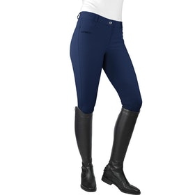 John Whitaker Horbury V2 Ladies Riding Breeches - Navy