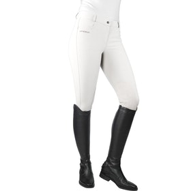 John Whitaker Horbury V2 Ladies Riding Breeches - White