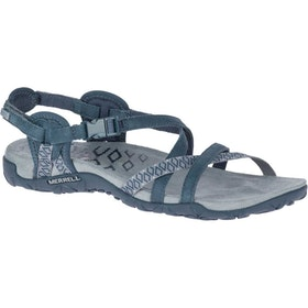 Merrell Terran Lattice II Ladies Sandals - Slate