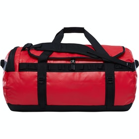 North Face Base Camp Large Duffle Bag - TNF Red TNF Black