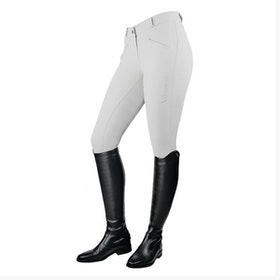 John Whitaker Miami Competition Ladies Riding Breeches - White
