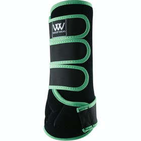 Woof Wear Training Colour Fusion Exercise Wrap - Black Mint