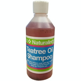 NAF Teatree Oil 250ml Shampoo - Purple