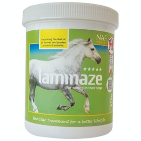 NAF 5 Star Laminaze 375g Support Supplement - Clear