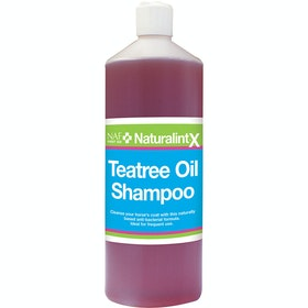 NAF Teatree Oil 1L Shampoo - Purple