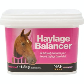 NAF Haylage Balancer 1.8kg Digestion Supplement - Clear