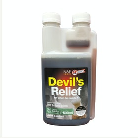 NAF Devils Relief 500ml Support Supplement - Clear