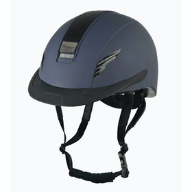 John Whitaker VX2 Sport Riding Hat - Navy