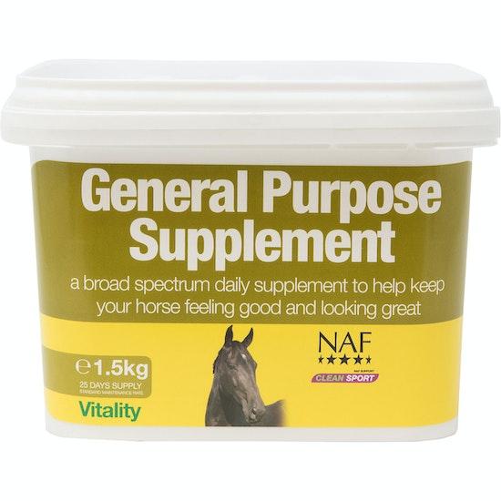 NAF General Purpose 1.5kg Health Supplement