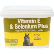 NAF Vitamin E Selenium Plus 1kg Performance Supplement