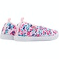 Joules Girls Pebble Kids Slip On Trainers