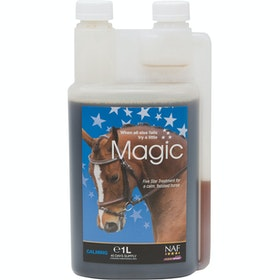 NAF 5 Star Liquid Magic 1L Calming Supplement - Clear