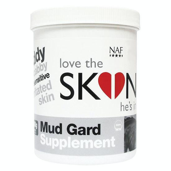 Complément alimentaire pour la peau NAF Love the Skin He's in Mud Gard 690g