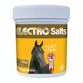 NAF Electro Salts 150g Performance Supplement - Clear