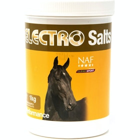 NAF Electro Salts 1kg Performance Supplement - Clear