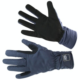 Woof Wear Waterproof Ladies Gloves - Navy
