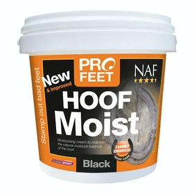 NAF Pro Feet Hoof Dressing 900g Hoof Care - Black