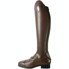 Brogini Capitoli V2 Short Long Riding Boots - Brown