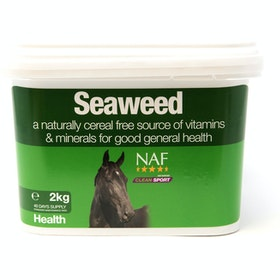 NAF Seaweed 2kg Health Supplement - Clear