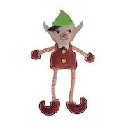 Companion Natural Eco-Friends Little Elf Dog Toy